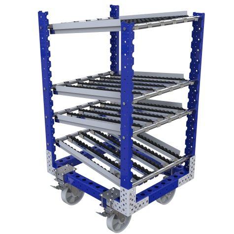 Roller Rail Cart – 700 x 840 mm