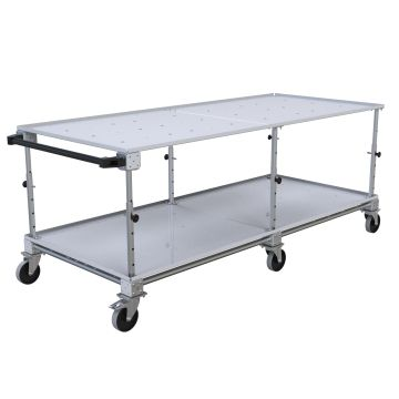 Shelf Cart – 840 x 1960 mm