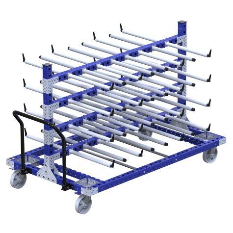 Hanging Cart – 1260 x 2100 mm