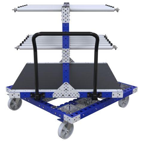 Rotating Cart - 1260 x 1260 mm