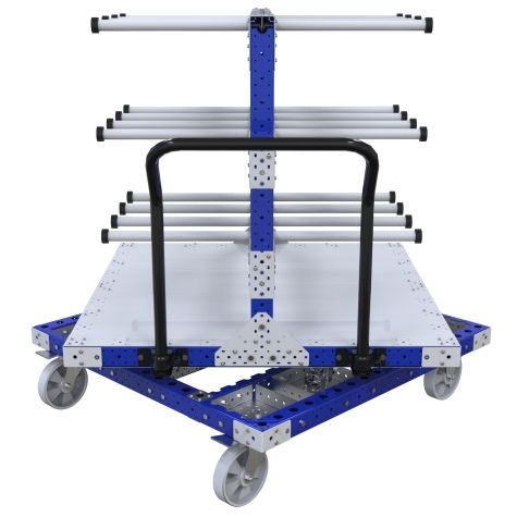 Rotating Cart for Hanging - 1260 x 1260 mm