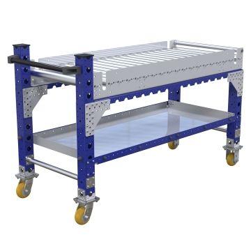 Roller Cart - 630 x 1400 mm