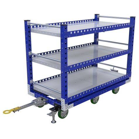 Shelf Tugger Cart – 910 x 1820 mm
