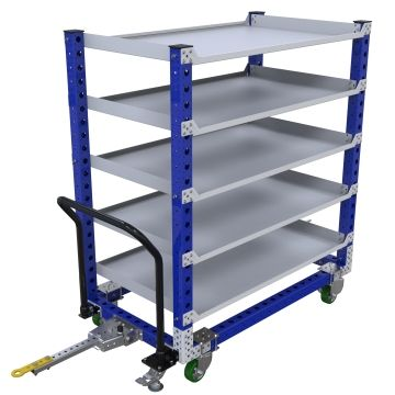 Shelf Tugger Cart – 840 x 1470 mm