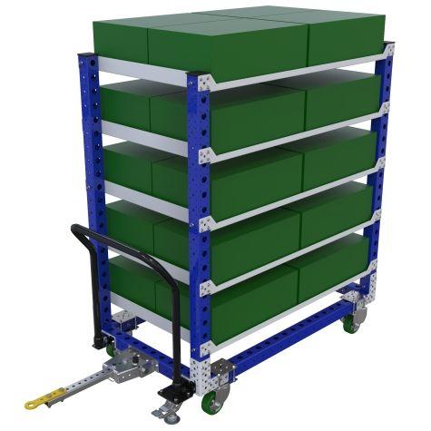 Shelf Tugger Cart - 840 x 1470 mm