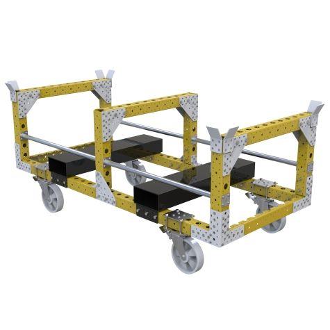 Stand Cart - 840 x 1890 mm