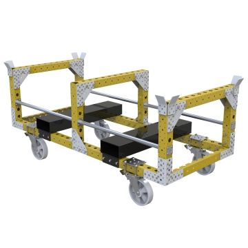 Stand Cart - 840 x 1890 mm