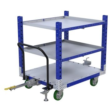 Windshield trolley - 1610 x 1820 mm
