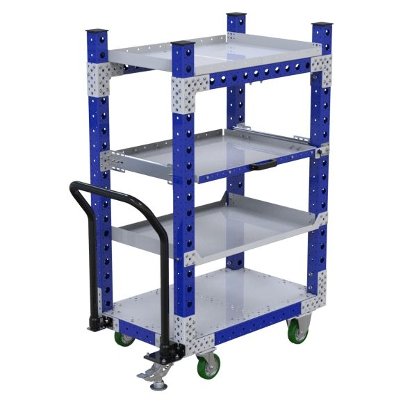 Shelf Cart - 630 x 980 mm