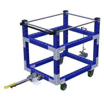 Bin Cart - 840 x 1050 mm