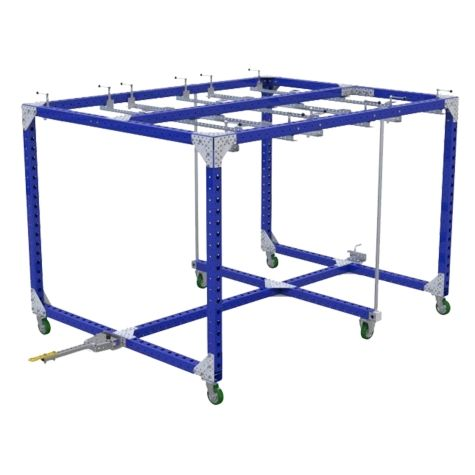 Mother cart 6 in 1 – 1960 x 2520 mm