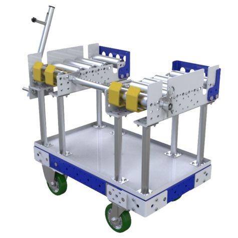 Roller Cart - 420 x 700 mm