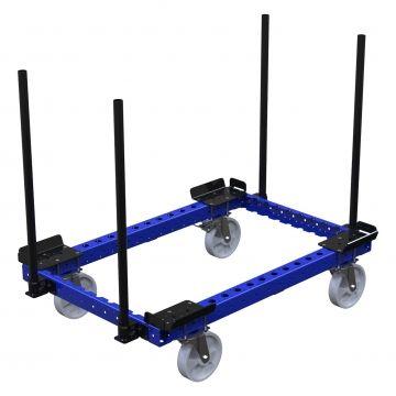 EUR Pallet Cart - 820 x 1240 mm