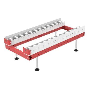 Conveyor cart 1260 x 560 mm