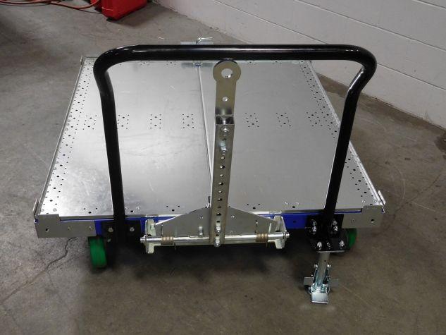 Tugger Cart 48 x 45 inch