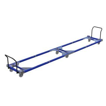 Pallet cart 1050 x 6090 mm