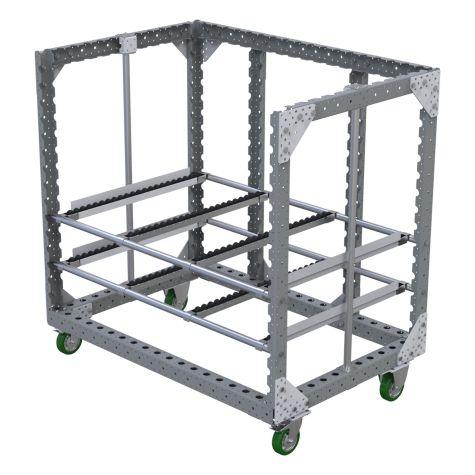 Roller Cart – 910 x 1330 mm