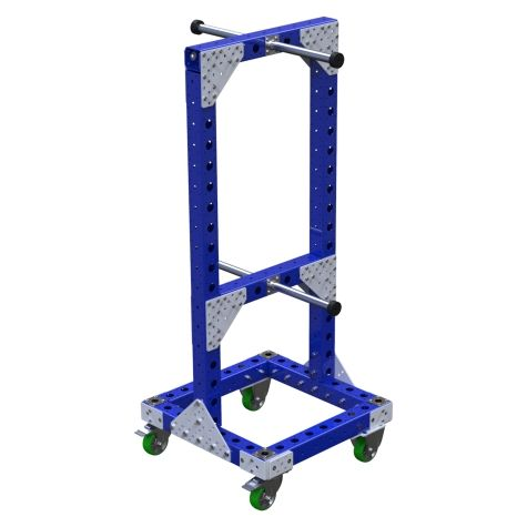 2 Sided Hose Cart – 630 x 630 mm