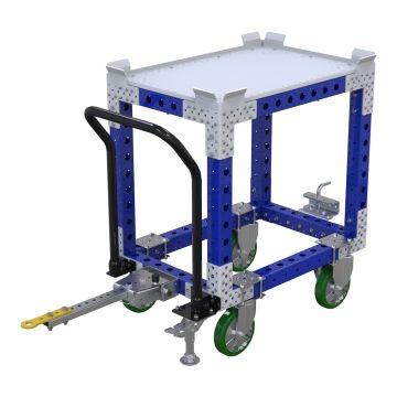 Pallet Tugger Cart – 630 x910 mm