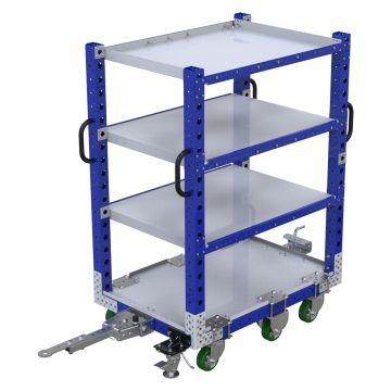 Flat Shelf Cart – 770 x 1120 mm