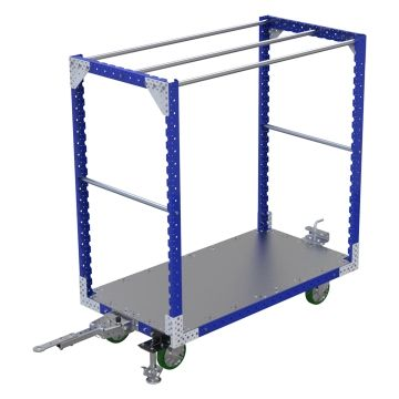 Tugger Kit Cart - 840 x 1610 mm