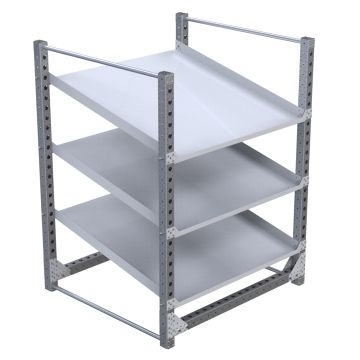 Flow Shelf Rack – 1260 x 1400 mm