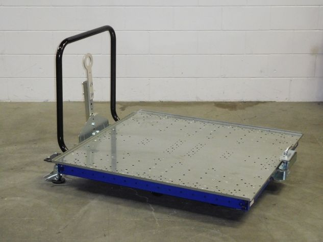 Low Rider Pallet Cart - 1244 x 1168 mm