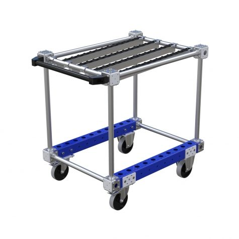 Kit-Cart with Rollers 840 x 630 mm