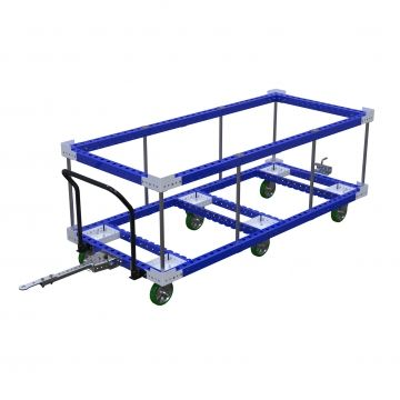 Cart for Roof Plates
