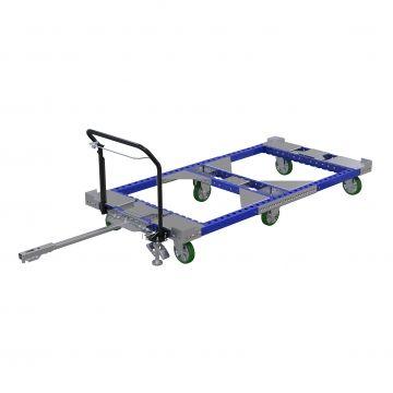 Rack cart 2450 x 1190 mm