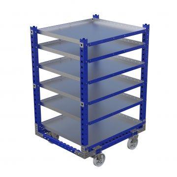 Flat Shelf Cart 1050 x 1260 mm
