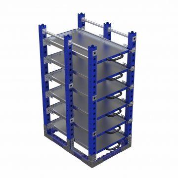 Extendable Shelf Rack 980 x 700 mm