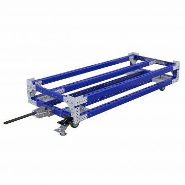 Pallet Tugger Cart - 910 x 2170 mm