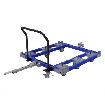Tugger Cart - 52 x 49 inch
