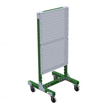 Shadow Board Cart Half - 770 x 1260 mm