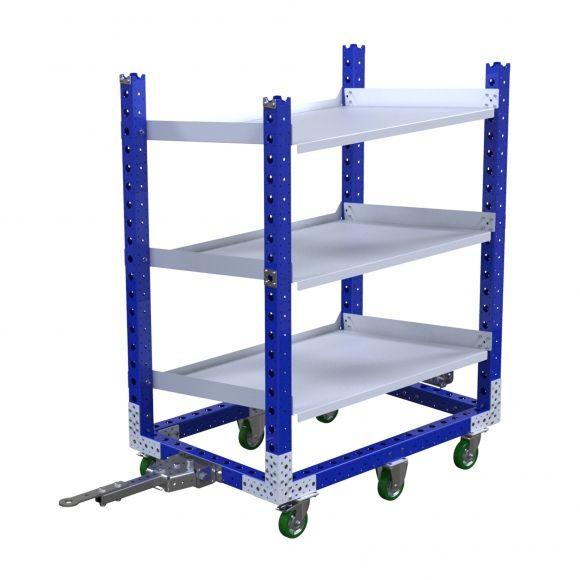 Flow Shelf Cart - 840 x 1260 mm