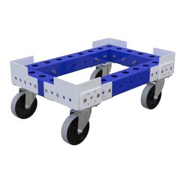 Carro de paleta - 630 x 420 mm