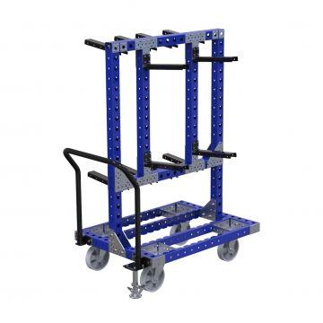 Sawhorse Hanger Cart - 840 x 1120 mm