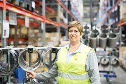 Forklift reduction & ergonomic improvement