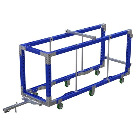 Mother Cart 2 in 1 - 2345 x 770 mm