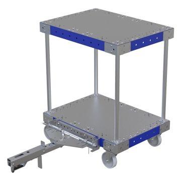Transfer cart 560 x 770 mm
