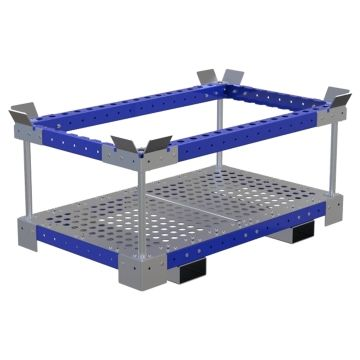 Stackable Fixture for Sub Assembly