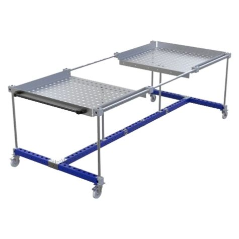 Transport Table for Long Parts