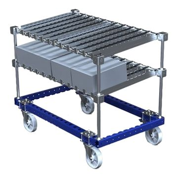 Kit Cart for Boxes