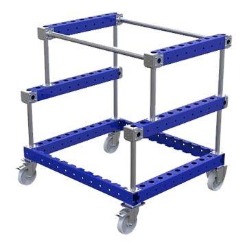 Kit-Cart for Batteries