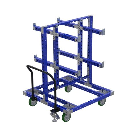 Cart for Hanging 50 x 50 inch
