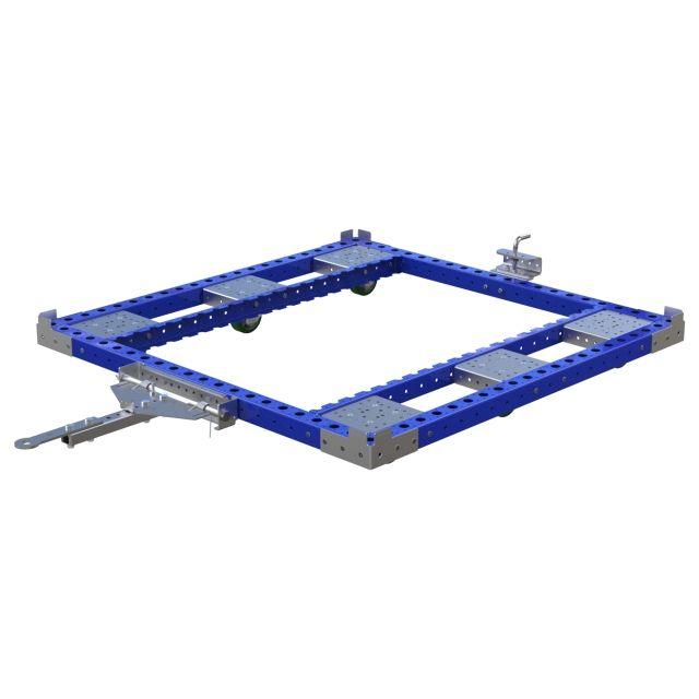 Tugger Cart 60 x 60 inch