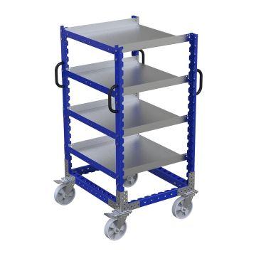 Flat Shelf Cart - 770 x 910 mm