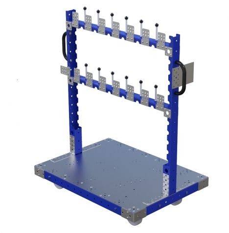 Hose Cart - 770 x 1050 mm
