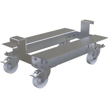 Half pallet E-Frame Cart